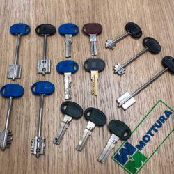 Виготовлення ключів Mottura Мотура