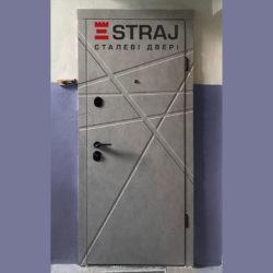 Вхідні дизайнерські двері СТРАЖ