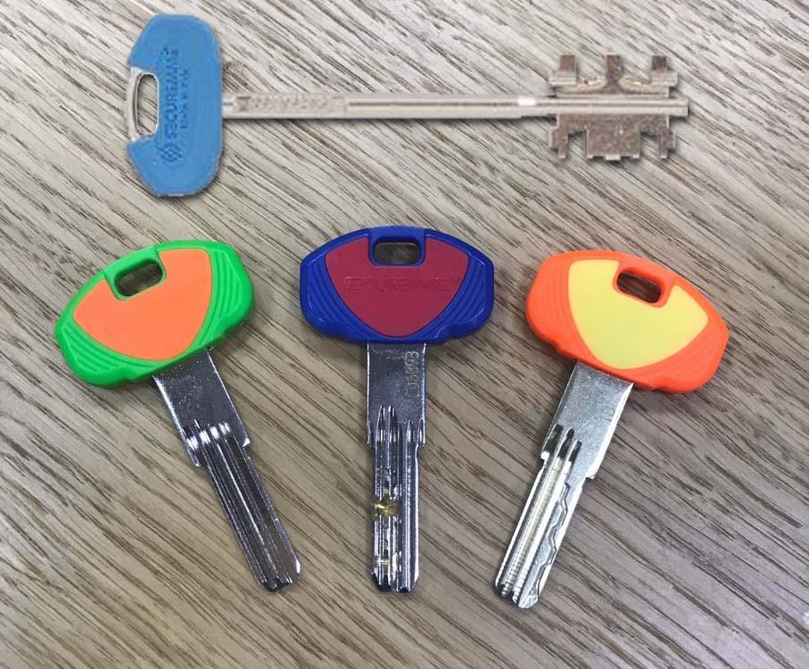 оригінальні ключі секюрем