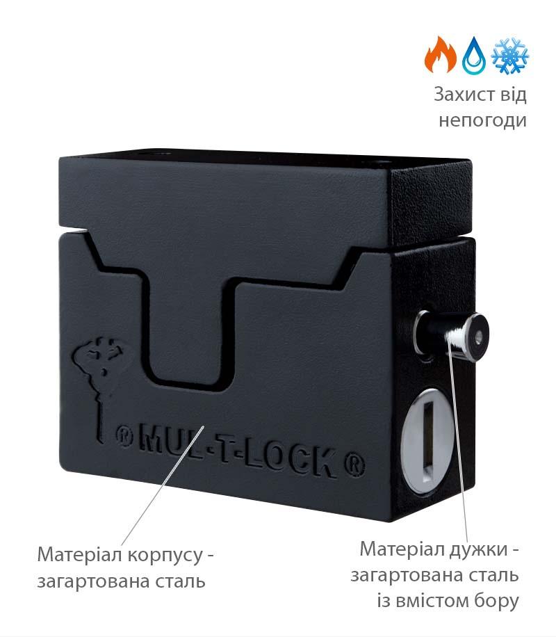 навісні замки мультилок Hasp lock