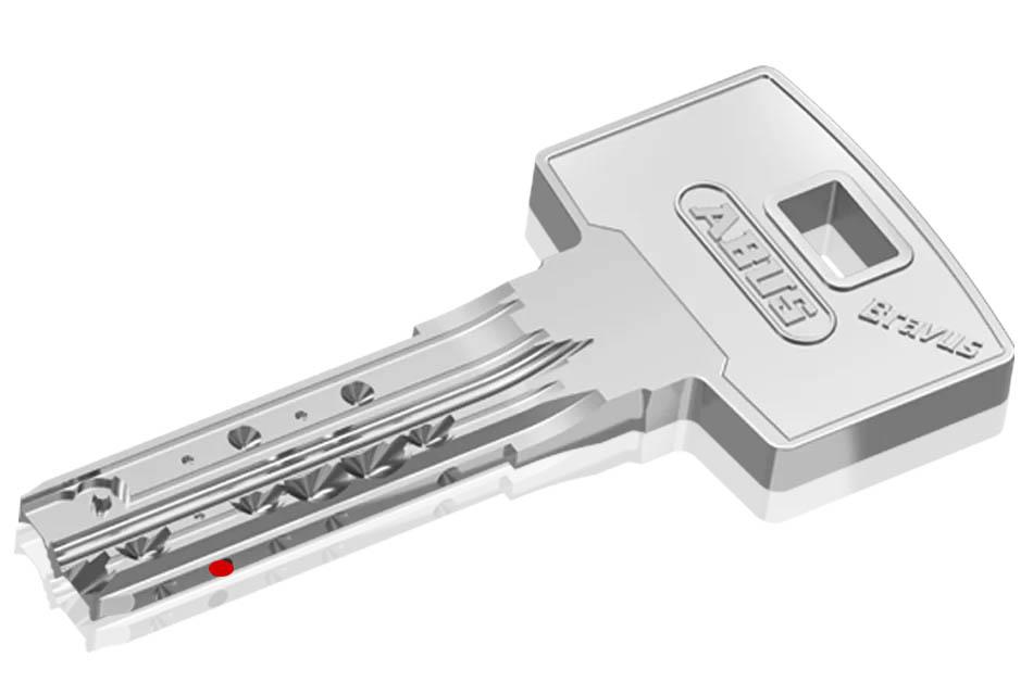 ключ ABUS Bravus Magnet