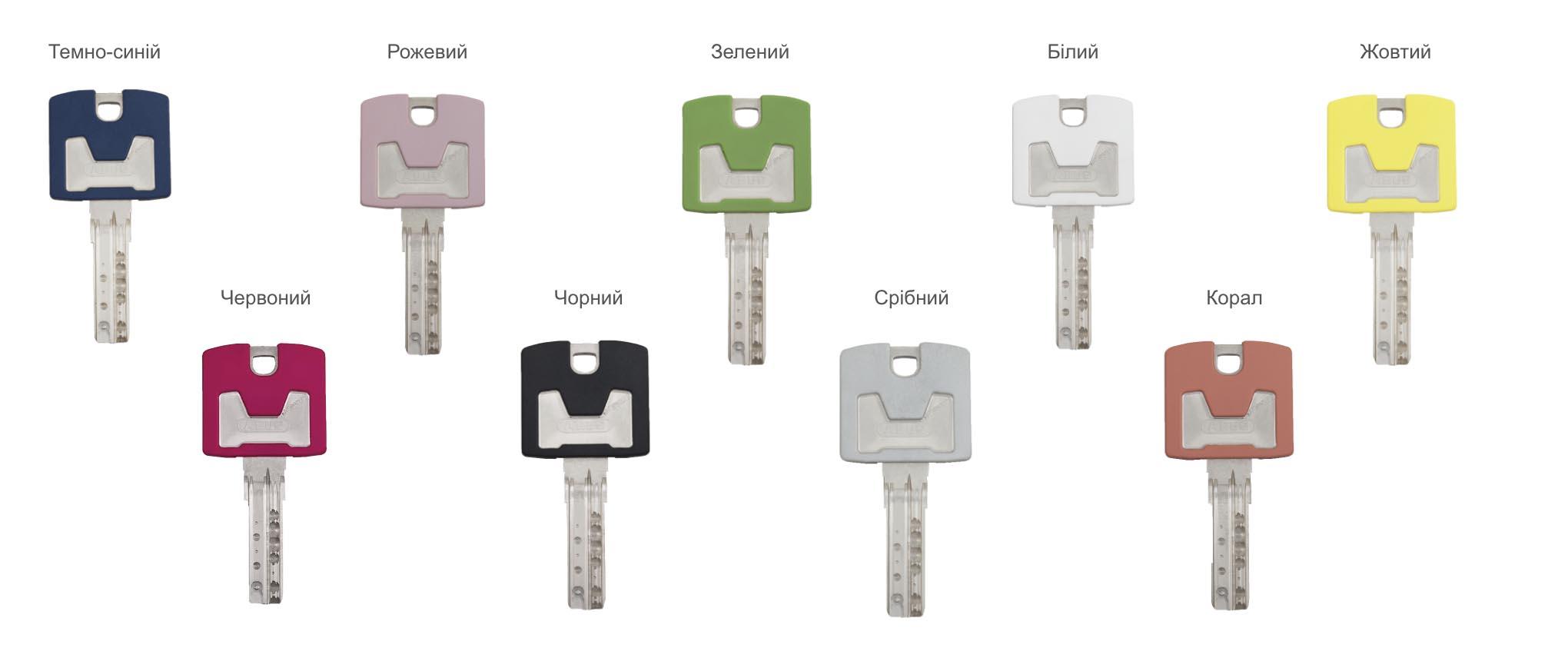 ключі ABUS Bravus Magnet