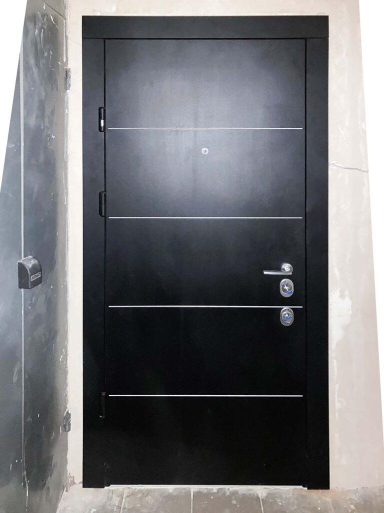 двері_ Страж_соло_софт блек